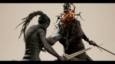 The Animation of Hellblade: Senua's Sacrifice