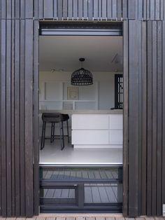 Karin Meyn & Piet Boon Designed boathouse