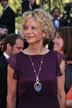 meg ryan hairstyles pictures | Meg Ryan Hair