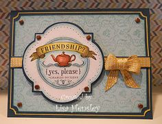 stamp sets, heart, stampin, friendship cards, label card