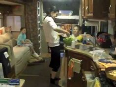 Living in an RV with 6 Kids Part 5 Making the RV a Home