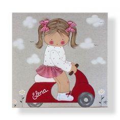 Couture et patchwork on pinterest 278 pins - Cuadros artesanales infantiles ...