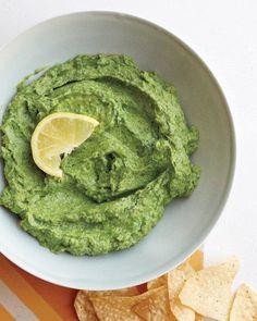 Can't decide between hummus and guacamole? Have both! Guacamole Hummus Recipe