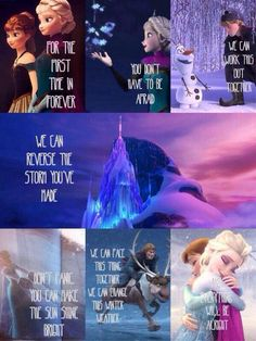 Frozen - FINALLY WATCHED THIS, AND YES IT WAS AS GOOD AS EVERYONE HAS BEEN SAYING!!!! Best animated movie since Tangled!
