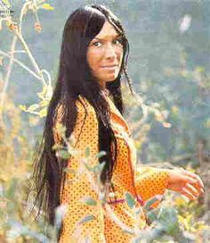 Buffy St Marie: powerful & beautiful inside and out.