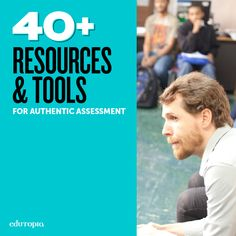 Download lesson plans, worksheets, & rubrics to assess students through real-world projects.