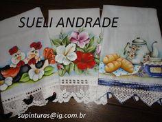 pintura em tecido com Sueli Andrade
