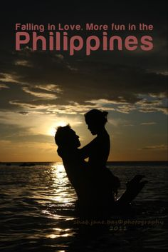 FALLING IN LOVE. More FUN in the Philippines!