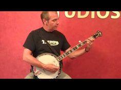 100 banjo chords in 10 min