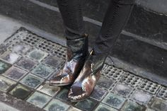 cowgirl boots, tag zara, snake, cowboy boots, people, zara peopl