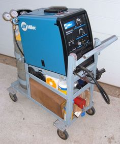Building a welding cart, looking for ideas  guidance - Page 4 - The Garage Journal Board