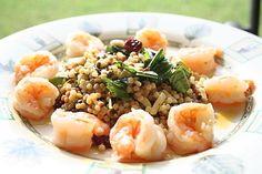 Recipe: Mediterranean Shrimp Salad