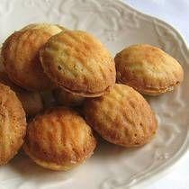 Polish Walnut-Shaped Cookies or Ciasteczka Orzeszki, also super delicious<3