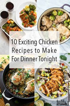 10 Exciting Chicken