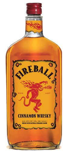 Although whisky is in the name, Fireball Cinnamon Whisky is a liqueur with Canadian whisky as the base spirit.  It's bottled with less than the 80 proof required of typical whiskies, so it will have a smoother taste compared to other whiskies but with a cinnamon zing.