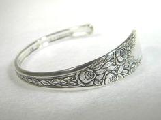 vintage flatware bracelets