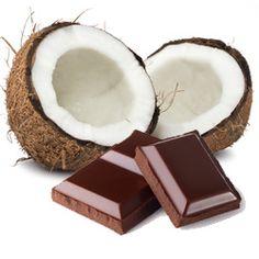 Chocolate Coconut #Yonanas