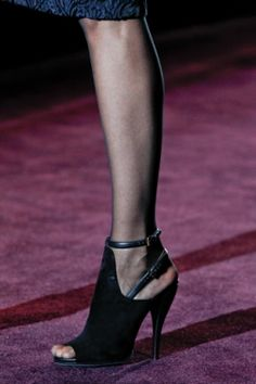 Fall 2012 and Winter 2013 Shoe and Boot Trends