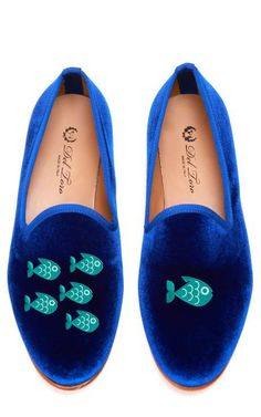 School Of Fish Loafer by Del Toro for Preorder on Moda Operandi