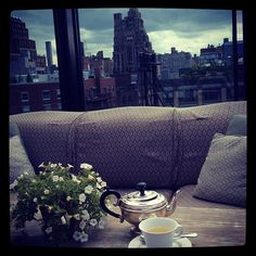 Soho House hotel in New York