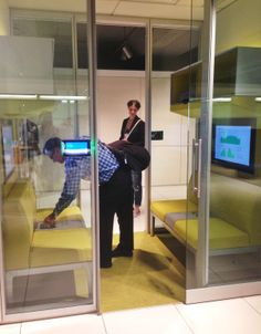 The V.I.A. workstations from @Steelcase remained a crowd pleaser after winning Best of NeoCon Gold in 2013. NeoCon 2014