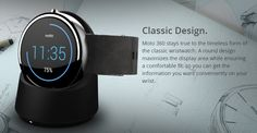 Moto 360 by Motorola now on sale $250 beautiful smart watch design !