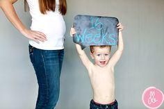 Cute idea for second child.