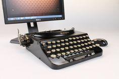 USB Typewriter Computer Keyboard  Remington No. 3 by usbtypewriter, $599.00