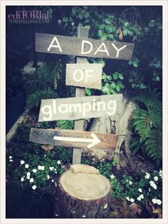 Glamping / Totally having a glamping party next year for the girls birthday....LOVE the ideas that Tori had!!!