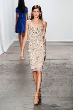 Rebecca Taylor Spring 2013 Ready-to-Wear Collection