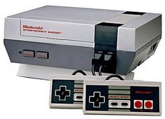 The original Nintendo! I would play this for hours.