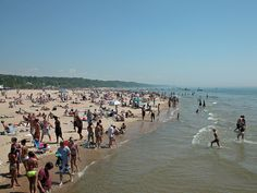Grand Haven City Beach
