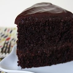 Quite possibly the best chocolate cake...ever!