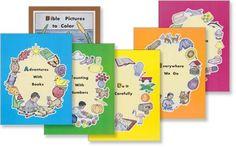 Rod & Staff preschool books