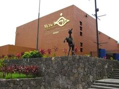 David J. Guzman museum of anthropology in San Salvador El Salvador