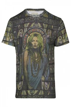 Brand Focus Eleven Paris - Kate Moss tee  First drop of Eleven Paris is in store and online at JunQi !