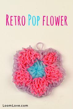 How to Make a Retro Pop Flower