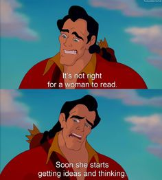 I didn't know Rick Santorum was in Beauty and the Beast.