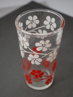 Vintage Swanky Swig Juice Glass- www.eleven-26.com/
