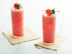 Keep Cool with Watermelon Cocktails   FN Dish – Food Network Blog