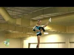 so you think cheerleading isnt a sport?, cheer, video, tumbling, competitive #KyFun m.10.52