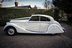 glam wedding car