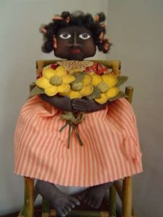 Special made to order purchase doll bid now or buy her now