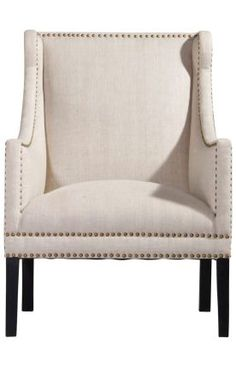 Putty Classic Chic Arm Chair. Rugs USA Fall Sale up to 80% Off! Area rug, rug, carpet, design, style, home decor, interior design, pattern, trends, home, statement, fall,design, autumn, cozy, sale, discount, interiors, house, free shipping.