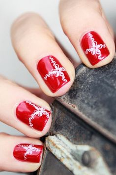 very pretty #nails #manicure
