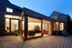 House extension design by Craig Amy