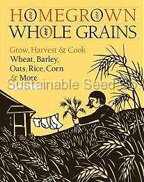 Great beginners book for raising whole grains.
