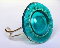 TURQUOISE cuff by calaja