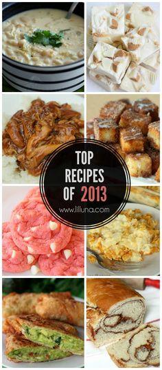 Top Recipes from  http://lilluna.com  for 2013 #recipes #dayrecipes.com #dayrecipes #Top_chocolate_cake #Cupcakes_recipes_Ideas #smart_Cupcakes #cute_Cupcakes #easy_Cupcakes_recipes #chocolate_cake