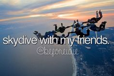 Bucket List! :) @Renee Peters what a coincidence we both wanna do this...